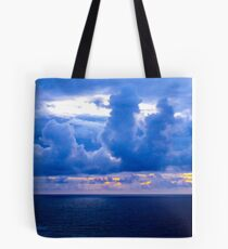 Rolling Clouds  - Glencolmcille, Ireland Tote Bag