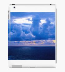 Rolling Clouds  - Glencolmcille, Ireland iPad Case/Skin