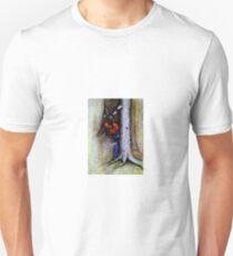 Arborist tree surgeon using chainsaw T-Shirt