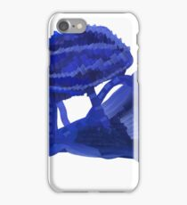 Unknown Blue Object iPhone Case/Skin