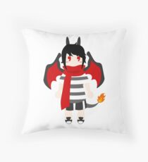 Theo Shiny Charizard Throw Pillow