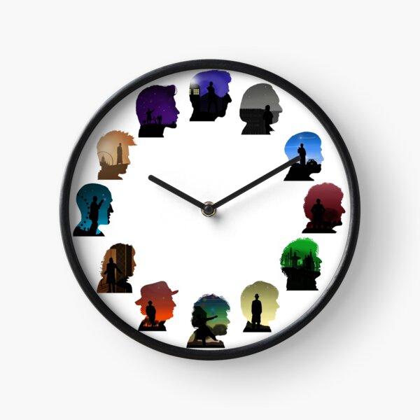Who Said it Clock