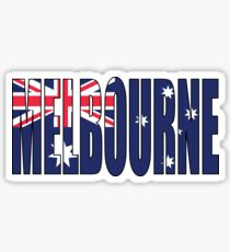 Melbourne Sticker