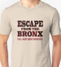Escape From The Bronx - V2 T-Shirt
