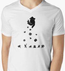 Rocks Fall, Everyone Dice T-Shirt