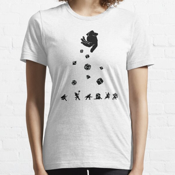 Rocks Fall, Everyone Dice Essential T-Shirt
