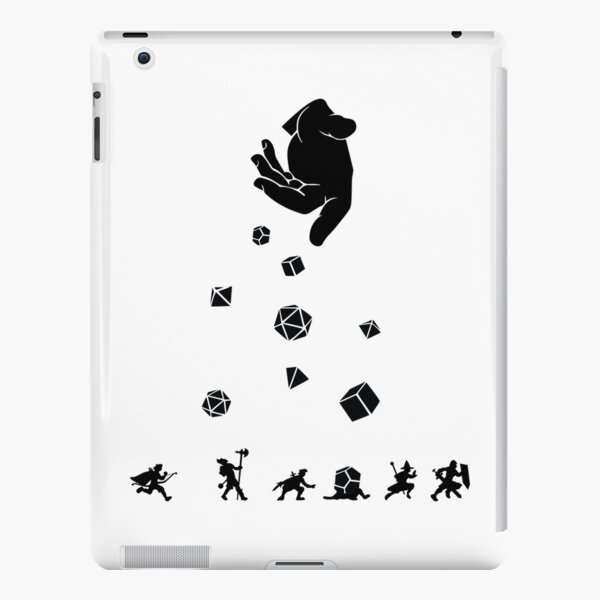 Rocks Fall, Everyone Dice iPad Snap Case