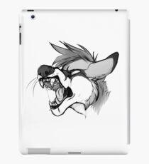 Rawr Fox iPad Case/Skin