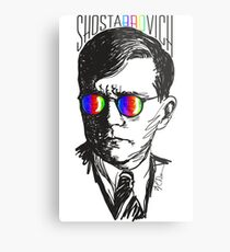 Shostabrovich Metal Print
