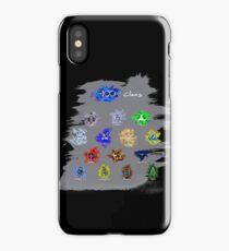 The 100 Clans (Dark) iPhone Case