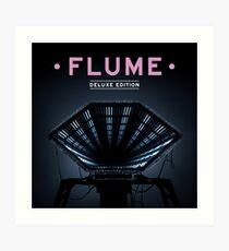 Flume Flume Deluxe Art Print