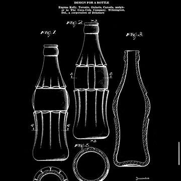 Coke Bottle Patent by byruit