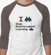 I heart deep reinforcement learning (8-bit 3D) T-Shirt