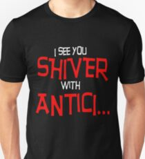 Shiver with antici... | Rocky Horror Unisex T-Shirt