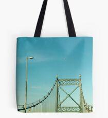High Level Bridge Tote Bag