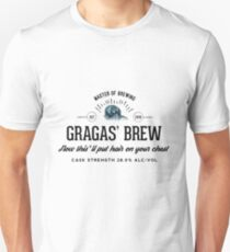 Gragas' Brew - League of Legends T-Shirt