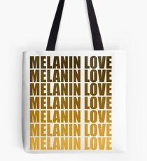 Melanin Love Tote Bag