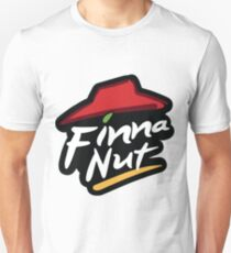 Finnische Nuss Slim Fit T-Shirt