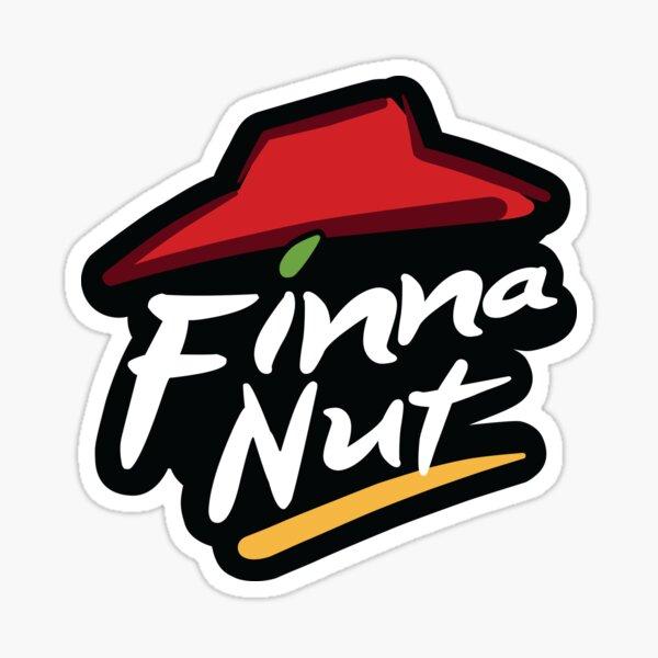 Finna Nut Sticker