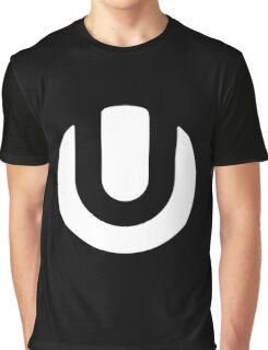 Ultra Music Festival - White Graphic T-Shirt