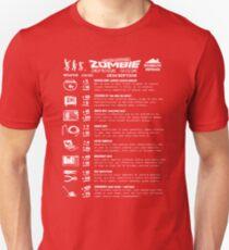Zombie Defense Guide Unisex T-Shirt