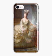 Queen Marie-Antoinette 1783 iPhone Case/Skin