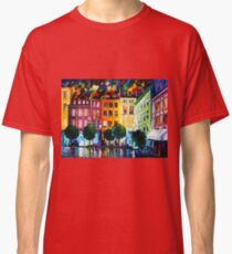 ROUIN- FRANCE - Leonid Afremov Classic T-Shirt