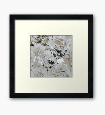 Dolerite 04 - Flow Framed Print