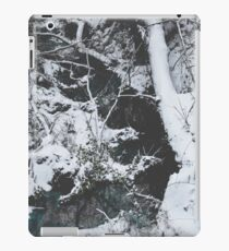 Snowy Stream iPad Case/Skin