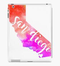 San Diego iPad Case/Skin