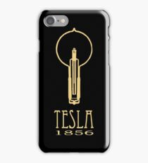 Tesla 1856 iPhone Case/Skin