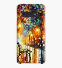 THE LONELINESS OF AUTUMN - Leonid Afremov Case/Skin for Samsung Galaxy