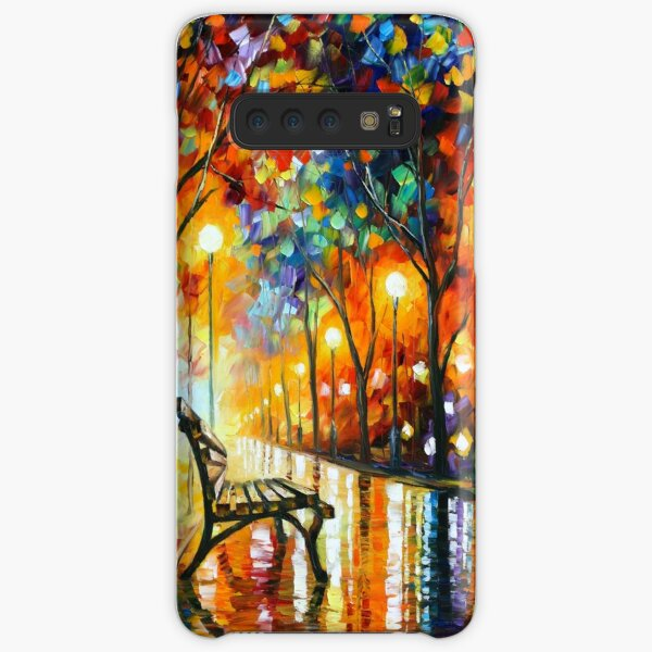 THE LONELINESS OF AUTUMN - Leonid Afremov Samsung Galaxy Snap Case