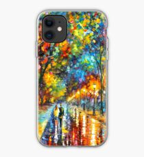WHEN THE DREMS CAME TRUE - Leonid Afremov iPhone Case