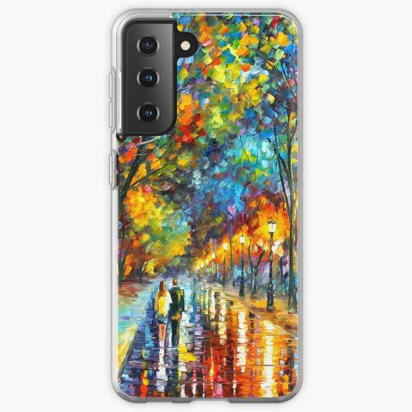 WHEN THE DREMS CAME TRUE - Leonid Afremov Samsung Galaxy Soft Case