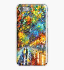 WHEN THE DREMS CAME TRUE - Leonid Afremov iPhone Case/Skin