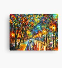 WHEN THE DREMS CAME TRUE - Leonid Afremov Canvas Print