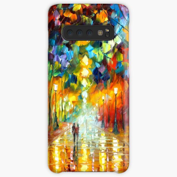 FAREWELL TO ANGER - Leonid Afremov Samsung Galaxy Snap Case