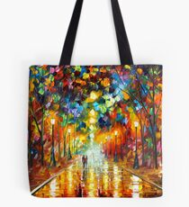 FAREWELL TO ANGER - Leonid Afremov Tote Bag