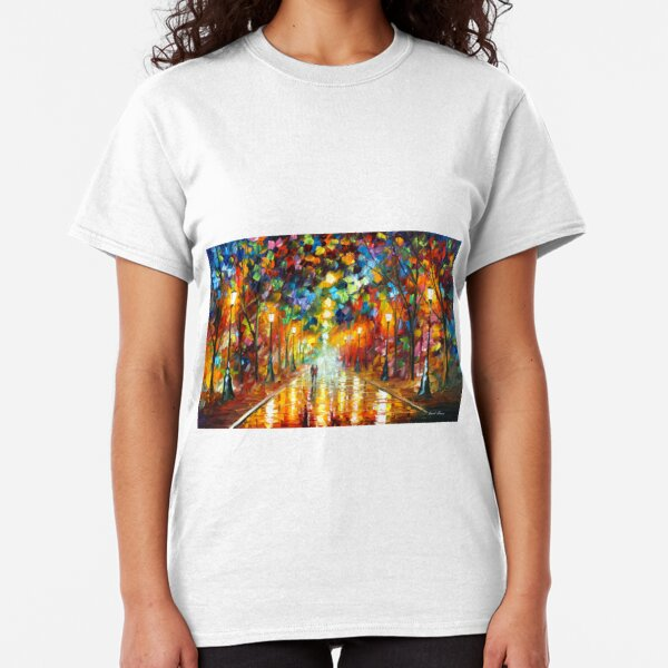 FAREWELL TO ANGER - Leonid Afremov Classic T-Shirt