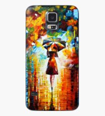 rain princess - Leonid Afremov Case/Skin for Samsung Galaxy