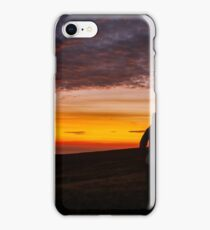 Witnessing a Donegal Sunset iPhone Case/Skin