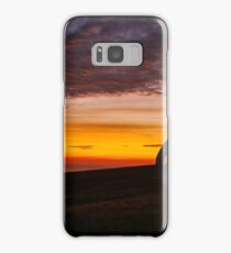 Witnessing a Donegal Sunset Samsung Galaxy Case/Skin