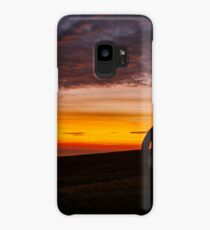 Witnessing a Donegal Sunset Case/Skin for Samsung Galaxy