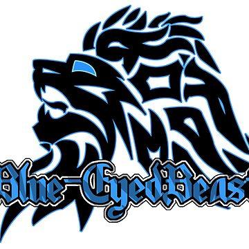 Black Lion by Blue-EyedBeastG