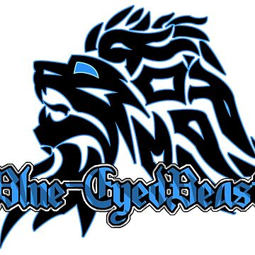 Blue-Eyed Beast Lion by Blue-EyedBeastG