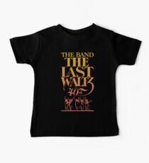40th Anniversary The Last Waltz  Baby Tee