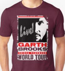 GTR3 The Garth Brooks and Trisha Yearwood World Tour 2017 T-Shirt