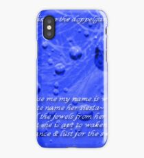 ~Kissing the Doppelganger~ (snippet) iPhone Case/Skin