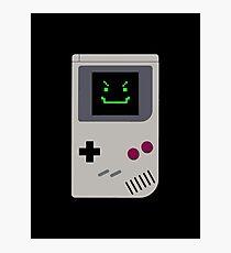 Gamebot Photographic Print
